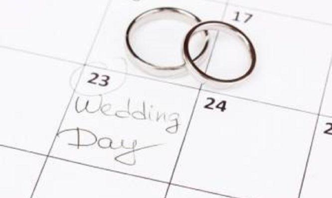 Ποιες ημερομηνίες δεν τελούνται ποτέ γάμοι τον Δεκέμβριο;