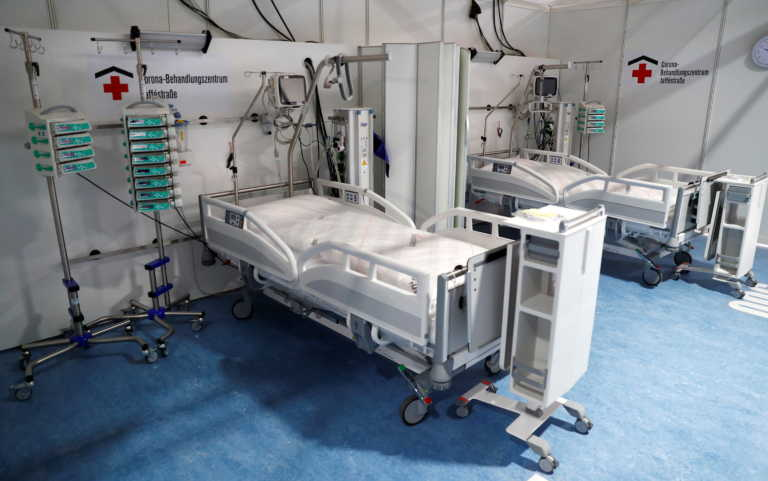 Γερμανία: Πάνω από 13.000 νέα κρούσματα κορονοϊού και 388 θάνατοι – Μέρκελ: Κίνδυνος για τρίτο κύμα