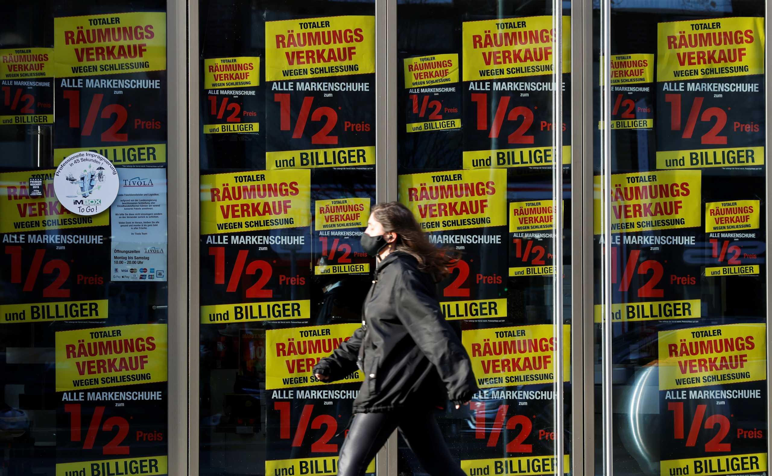 Πρόταση σοκ Γερμανού ανοσολόγου: Να γίνει  πανευρωπαϊκό lockdown