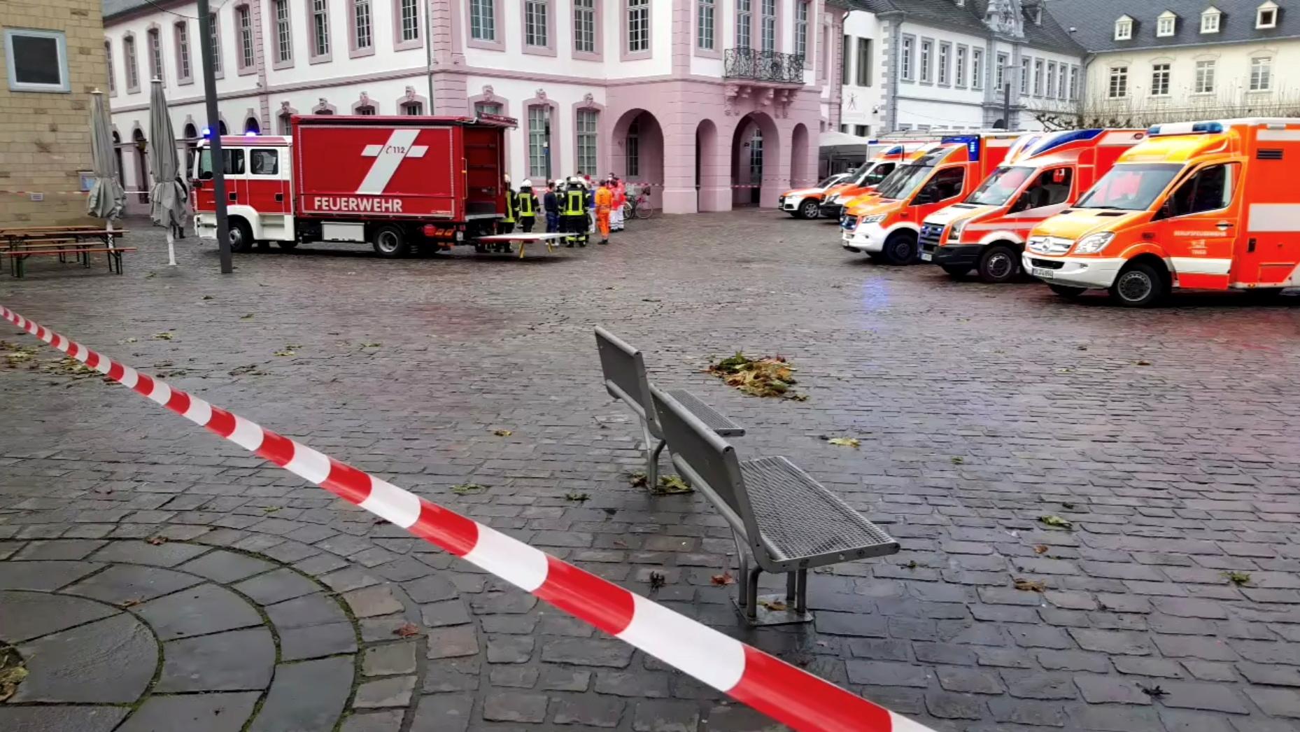 Γερμανία: Έλληνες τα 2 από τα 5 θύματα στο Τρίερ! Νεκρός ο πατέρας και το 2 μηνών κοριτσάκι του
