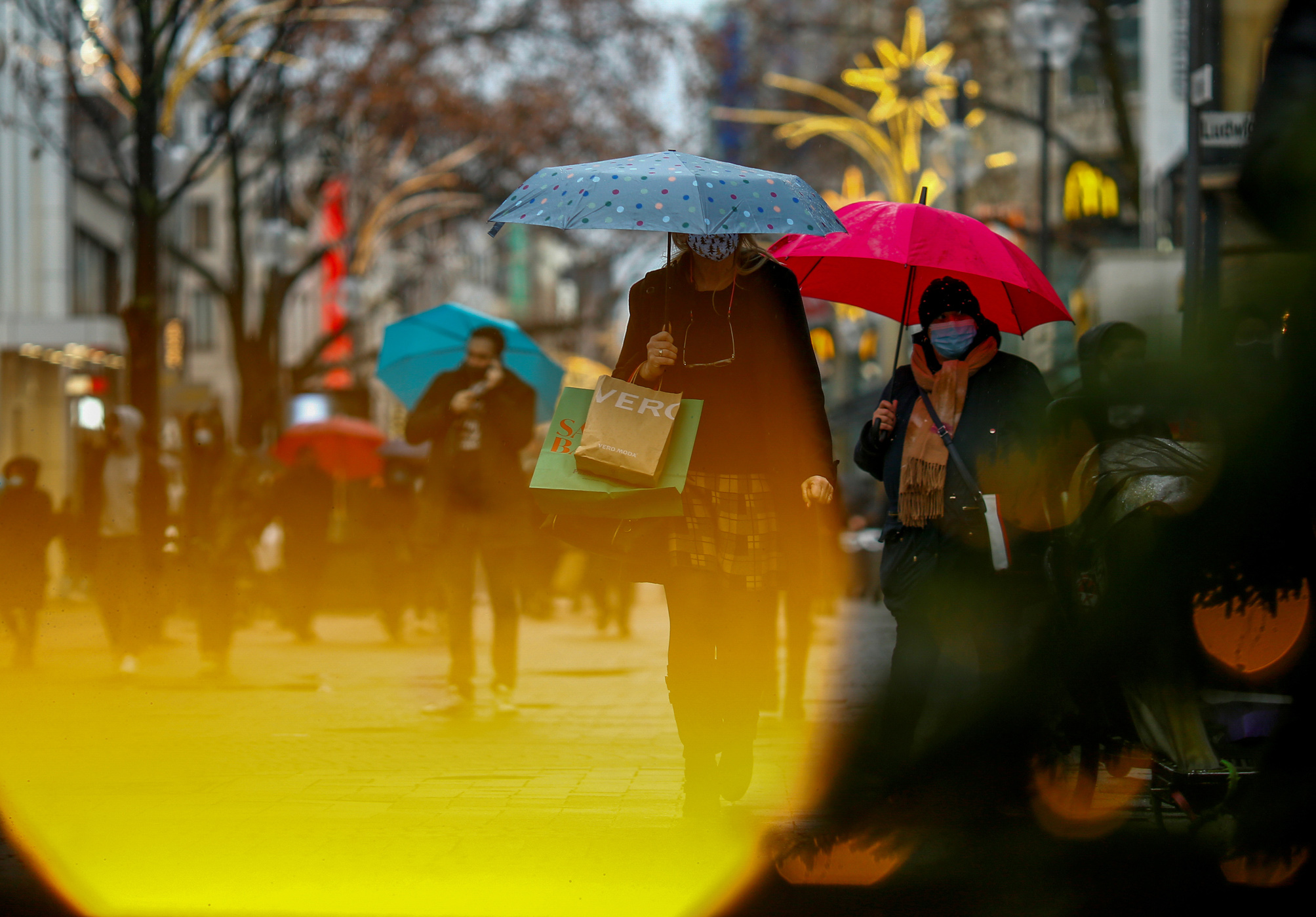 Γερμανία: «Μαύρα» Χριστούγεννα προβλέπει το Ινστιτούτο Ρόμπερτ Κοχ