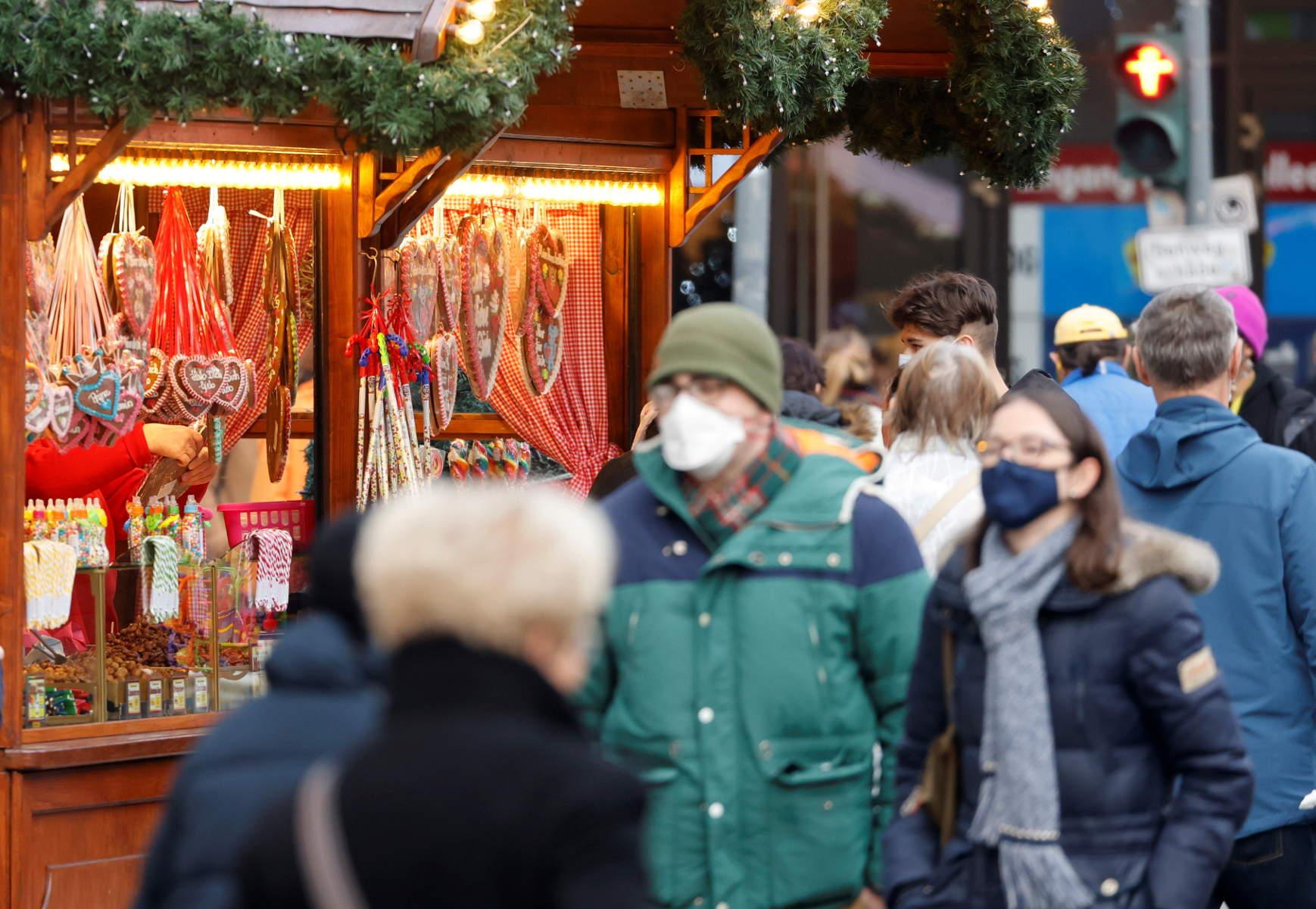 Γερμανία – Ινστιτούτο Ρόμπερτ Κοχ: Αυστηρή καραντίνα στις περιπτώσεις μετάλλαξης του κορονoϊού