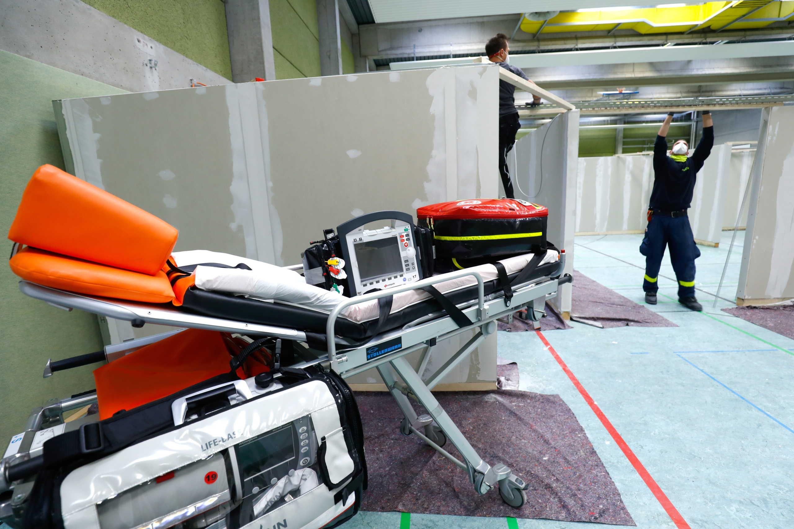 Γερμανία: Κι άλλο «μαύρο» 24ωρο με 1.013 νεκρούς από κορονοϊό