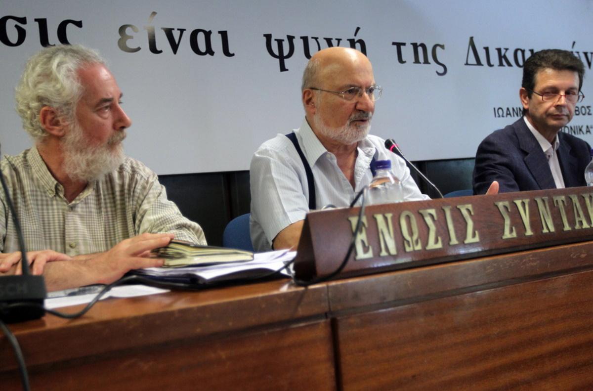 Πέθανε ο δημοσιογράφος Γιώργος Σαββίδης