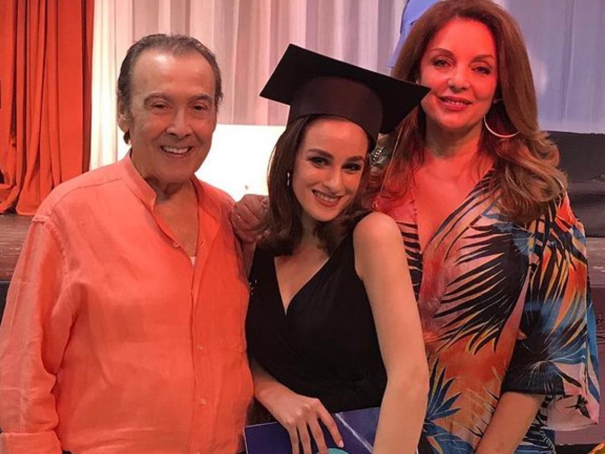 Tόλης Βοσκόπουλος: Χαρούμενες οικογενειακές στιγμές για εκείνον και την κόρη του (pic)