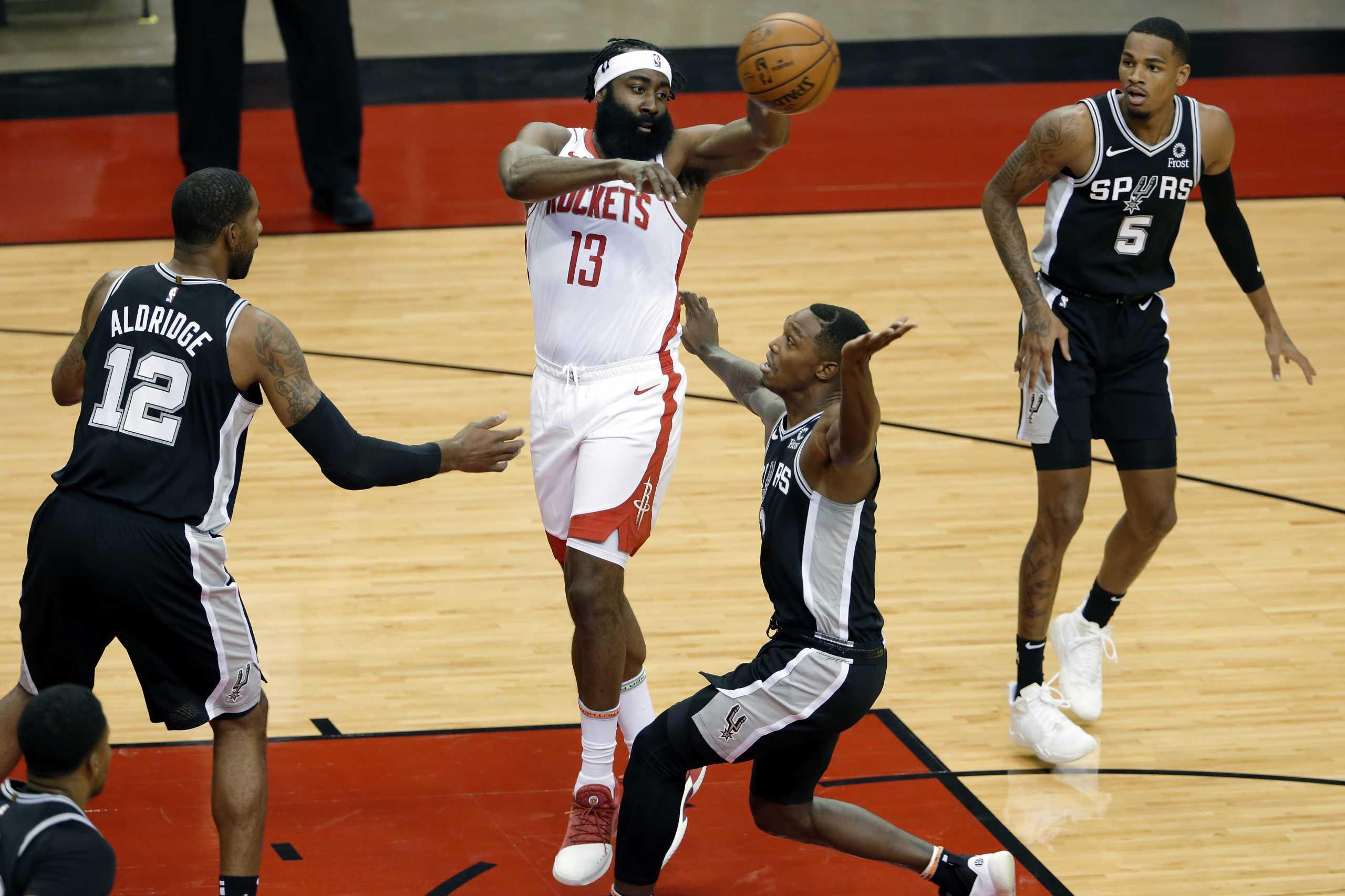 NBA Preseason: Πάτησε παρκέ ο Χάρντεν! Βρίσκει ρυθμό ο Κάρι (videos)