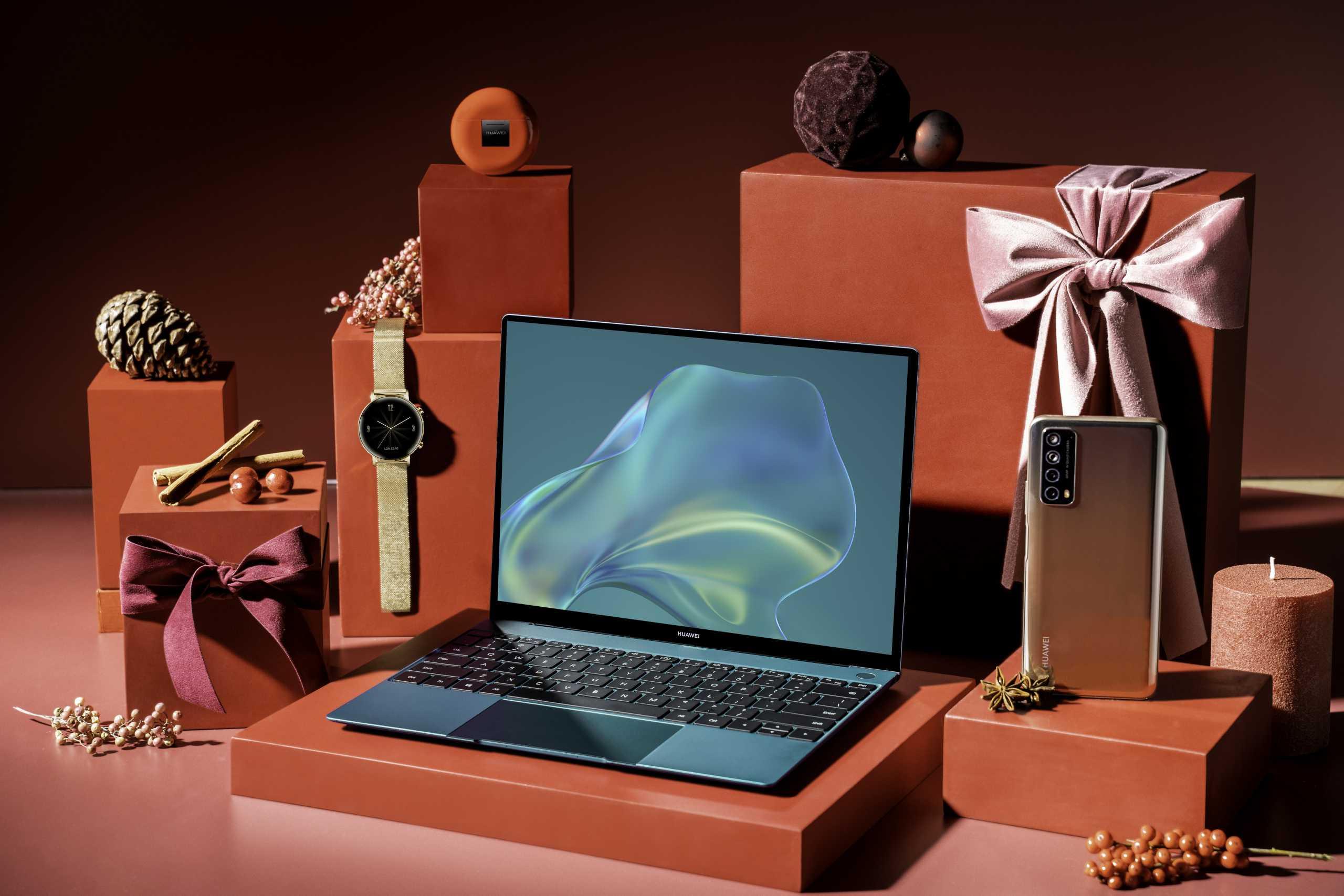 Santa… Huawei: Η καλύτερη λίστα δώρων είναι εδώ!