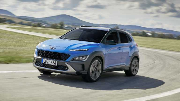 Στις εκθέσεις και με νέες τιμές, το ανανεωμένο Hyundai Kona [pics]