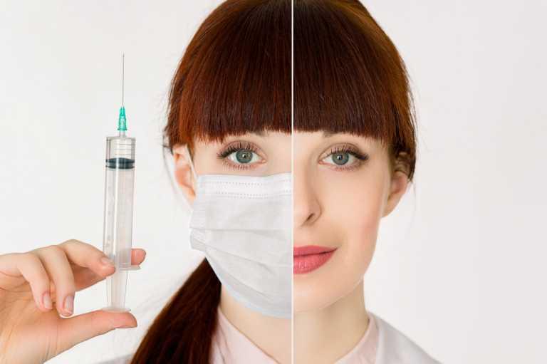 Κορονοϊός: Τι παρενέργεια έχει το εμβόλιο της Moderna σε άτομα που έχουν fillers στο πρόσωπο