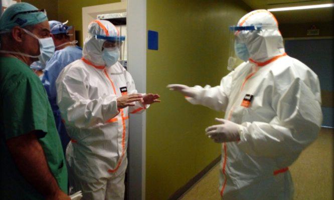 Νοσοκομείο Ιωαννίνων: Πραγματοποίησαν επέμβαση αφαίρεσης όγκου σε ασθενή με κορονοϊό
