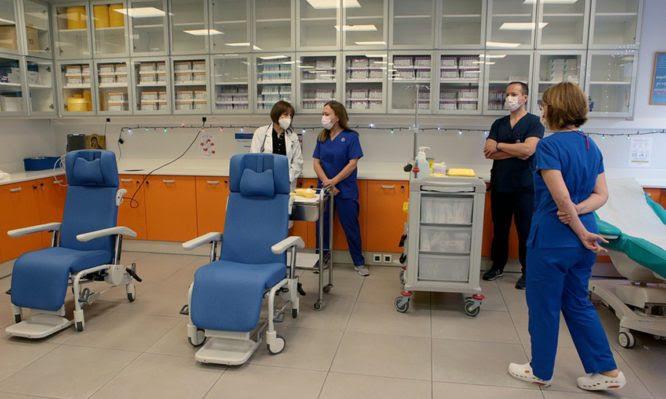 Κορονοϊός: Ιδού το πρόγραμμα των εμβολιασμών την Τρίτη στα Περιφερειακά Νοσοκομεία