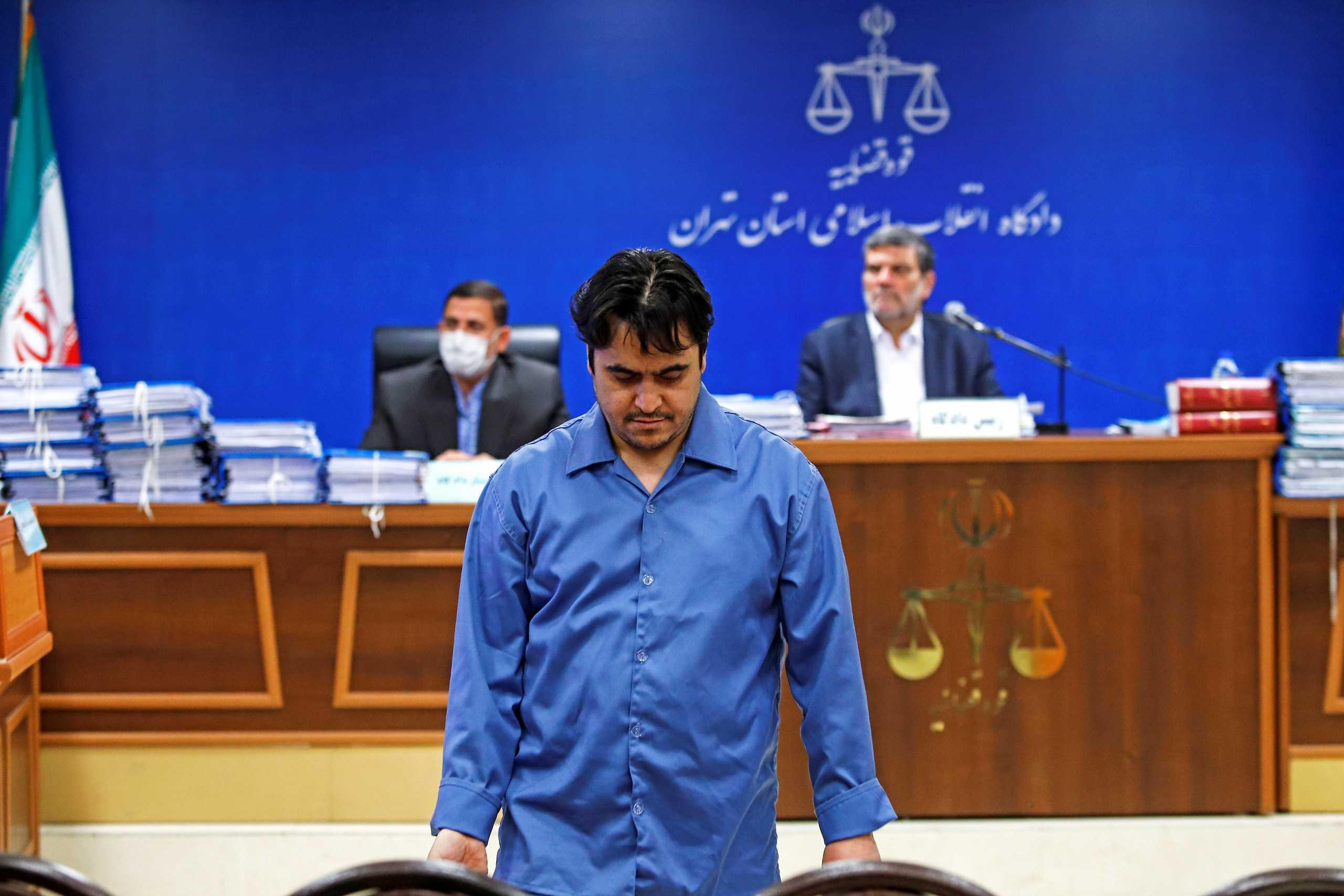 Ιράν: Εκτελέστηκε ο αντιφρονούντας δημοσιογράφος Ρουχολάχ Ζαμ