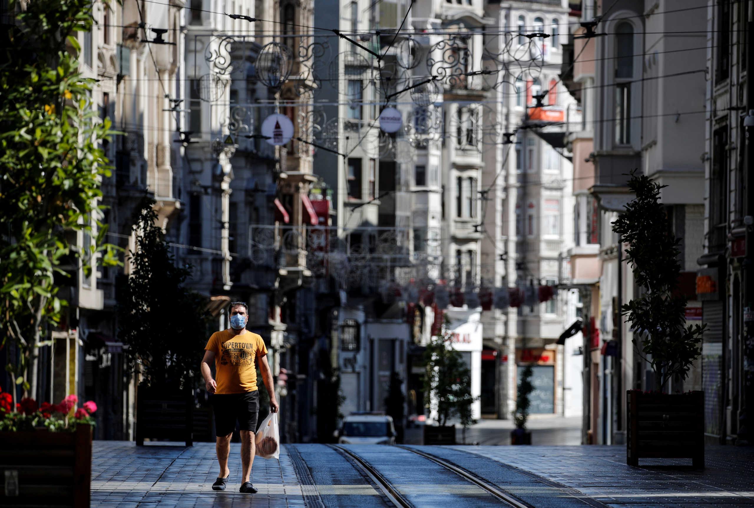 Ρεκόρ κρουσμάτων κορονοϊού στην Τουρκία για 10η μέρα!