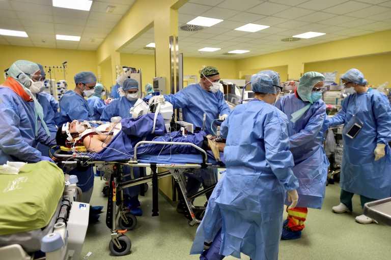 Ιταλία: 18.916 κρούσματα κορονοϊού και 280 νεκροί σε ένα 24ωρο