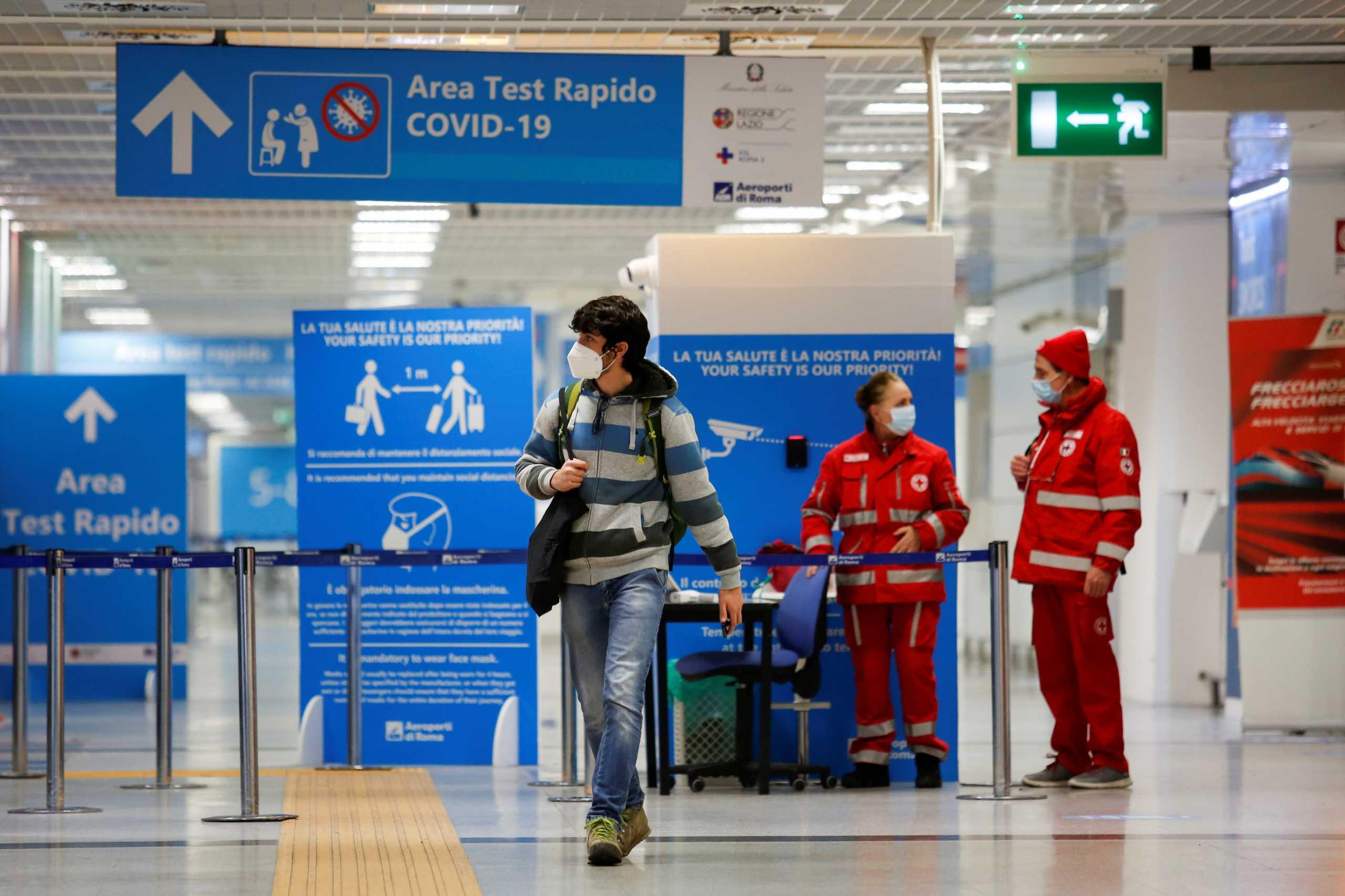 Ιταλία – Κορονοϊός: Αναστολή πτήσεων από τη Βραζιλία για ακόμη δύο εβδομάδες