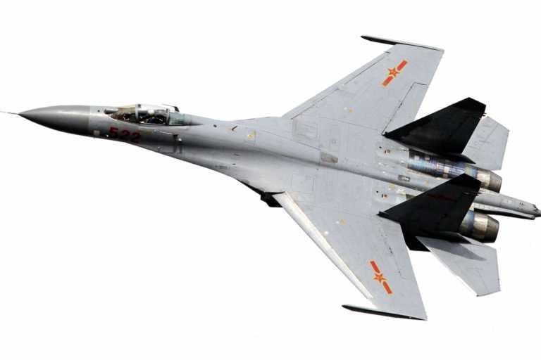 J-11: Επικίνδυνα «παιχνίδια πολέμου» κινεζικών μαχητικών στα σύνορα με την Ινδία! [vid]