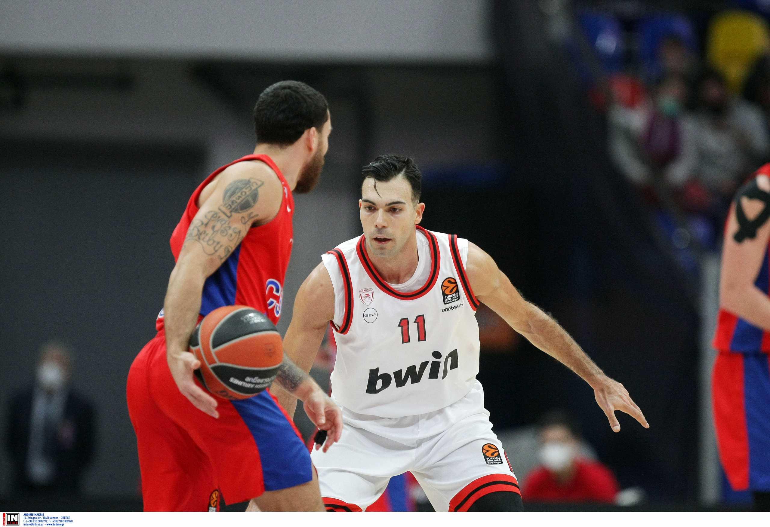 "Euroleague: Ο Μάικ Τζέιμς ""αφηνιάζει"" κόντρα στον Ολυμπιακό (video)"