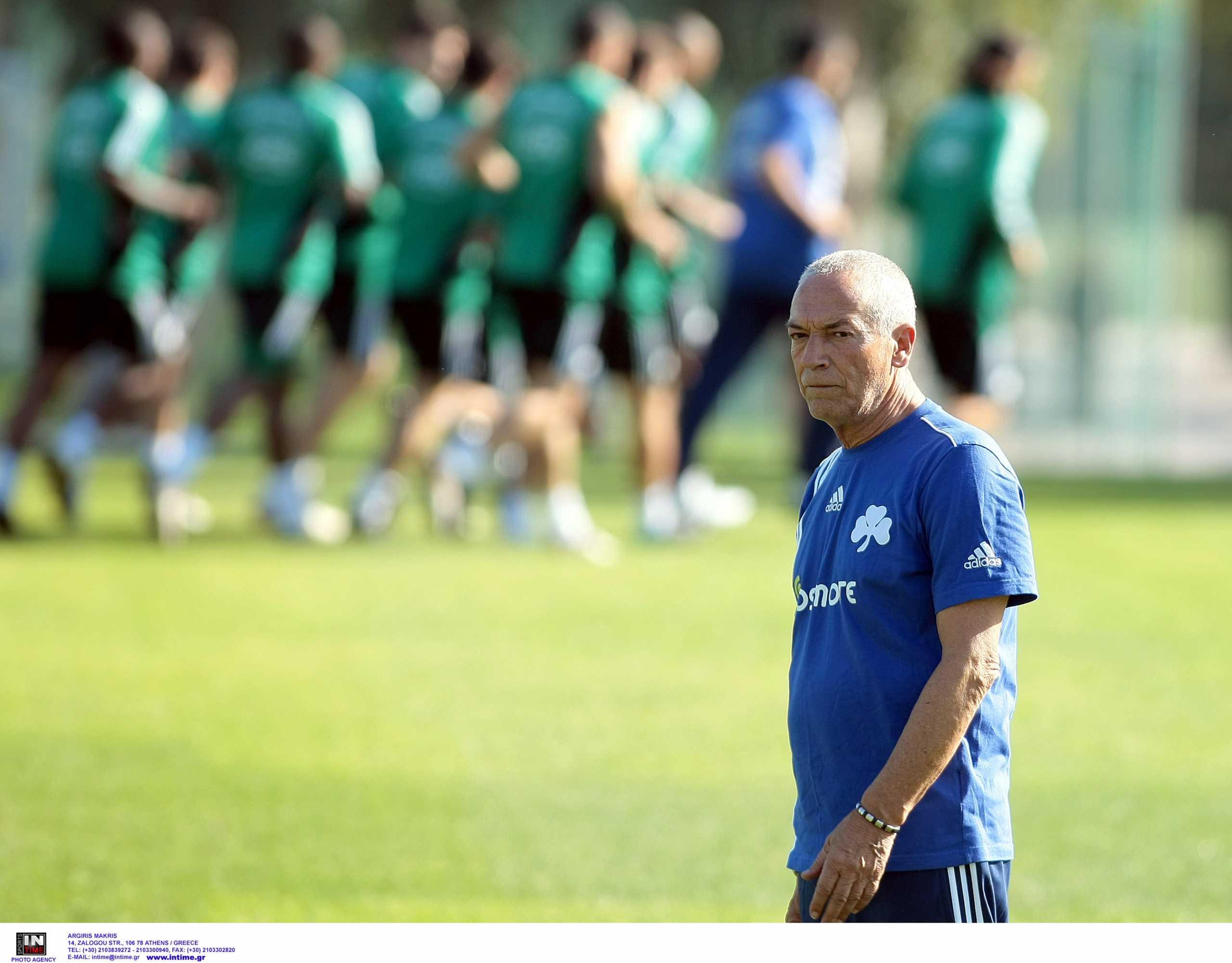 Πρώην προπονητής του Παναθηναϊκού ανέλαβε την Μποαβίστα στα 74 του χρόνια (pic)