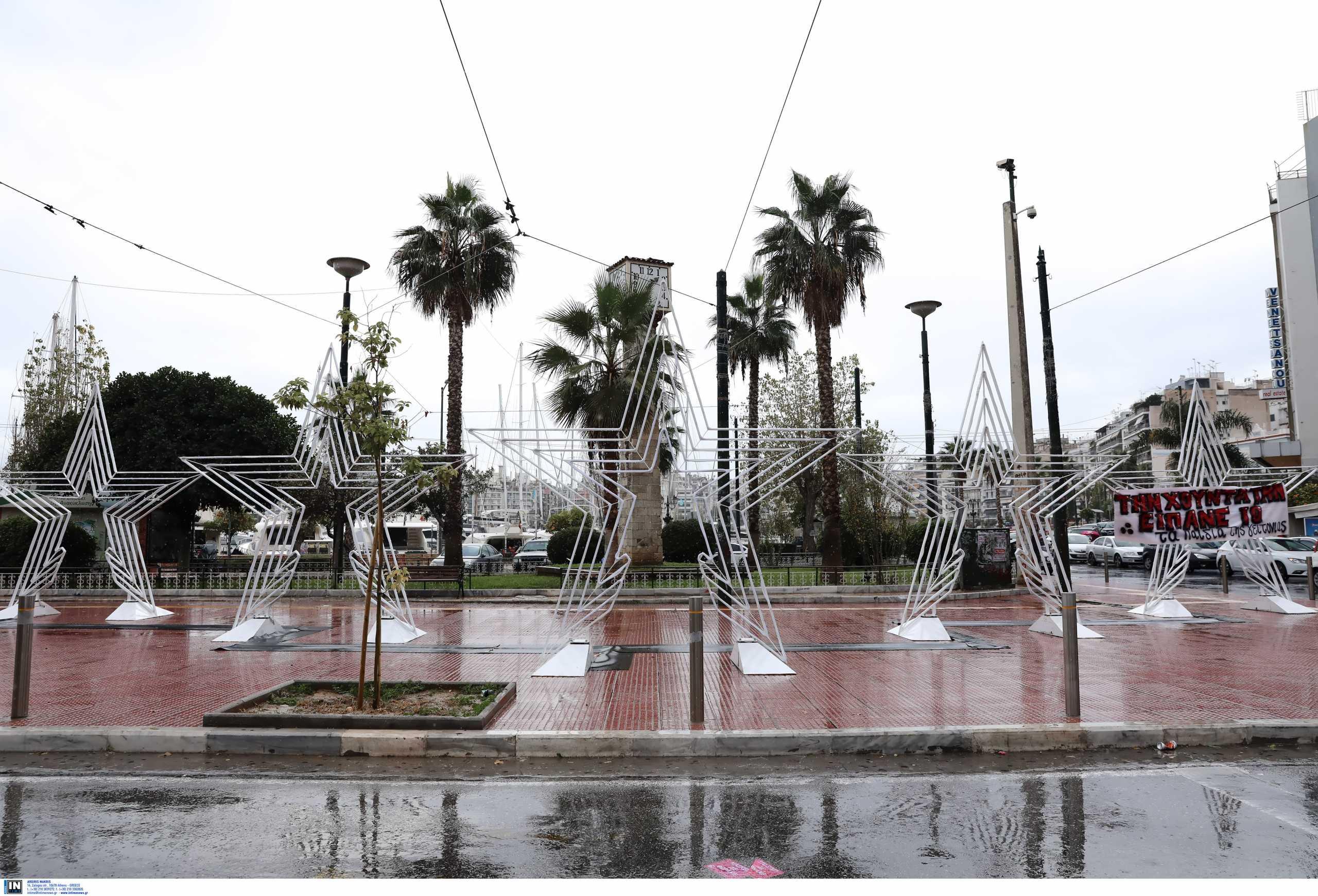 Καιρός: Καλή εβδομάδα με καταιγίδα στην Αττική – Πότε θα υποχωρήσει η κακοκαιρία