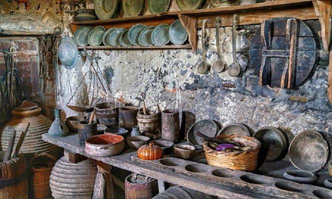 Καλογερικά μαγειρικά μυστικά από τον Αγιο Σάββα