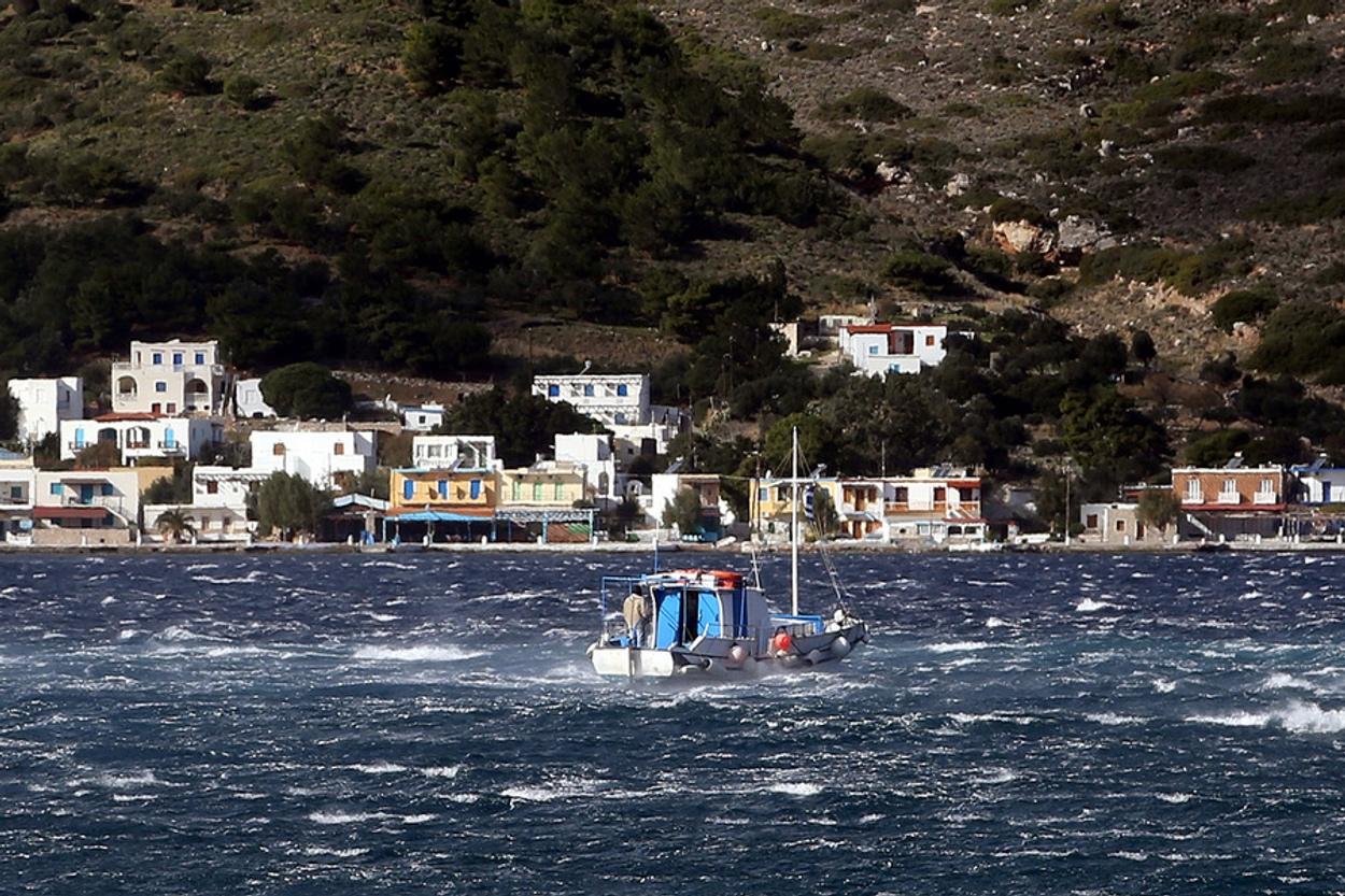 Κάλυμνος: Δυο «εισαγόμενα» κρούσματα από Κρήτη και Πειραιά φούντωσαν τον κορονοϊό στο νησί