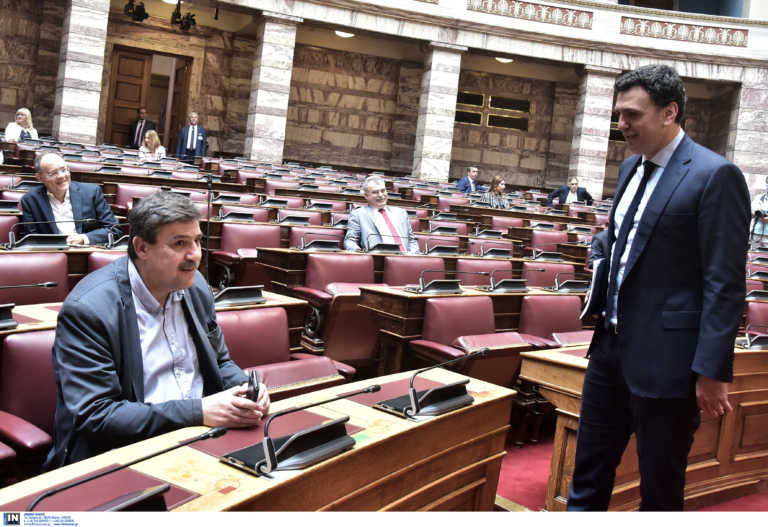 Ο ΣΥΡΙΖΑ θα καλέσει Κικίλια στη Επιτροπή Θεσμών και Διαφάνειας