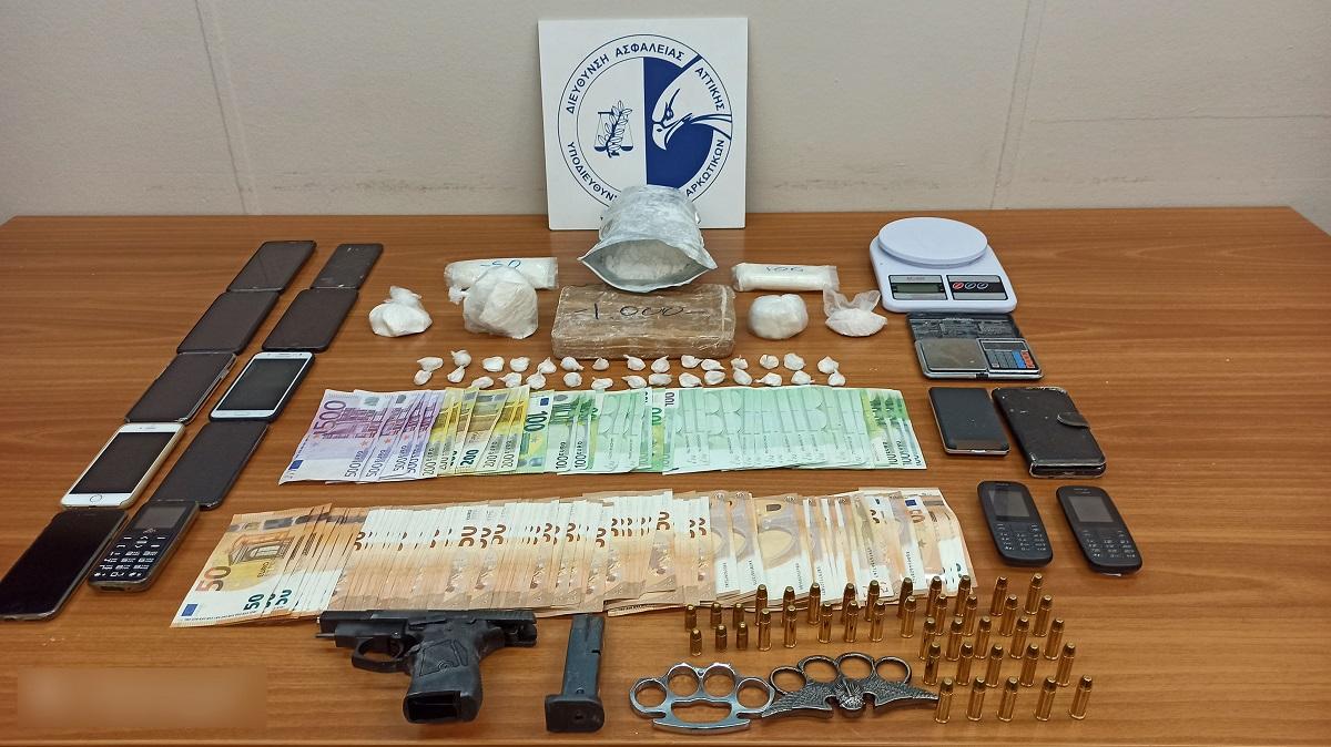 Κύκλωμα ναρκωτικών με έσοδα 6 εκατομμυρίων έπεσε στα δίχτυα της Αστυνομίας! 8 συλλήψεις (video)
