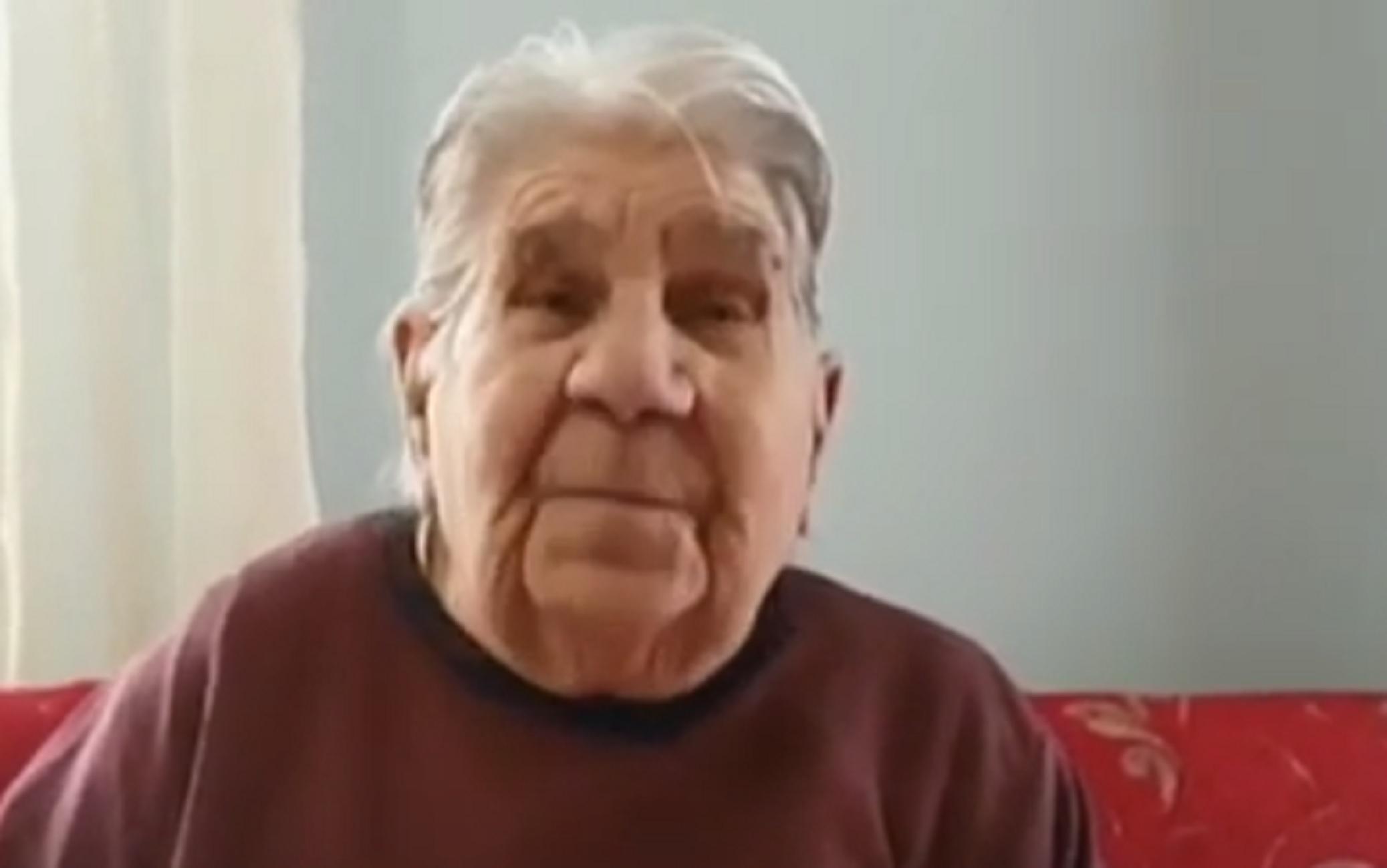 Κιλκίς – Κορονοϊός: Νικήτρια στα 93 της χρόνια – Συγκλόνισε το μεγαλείο ψυχής την πιο δύσκολη ώρα (video)