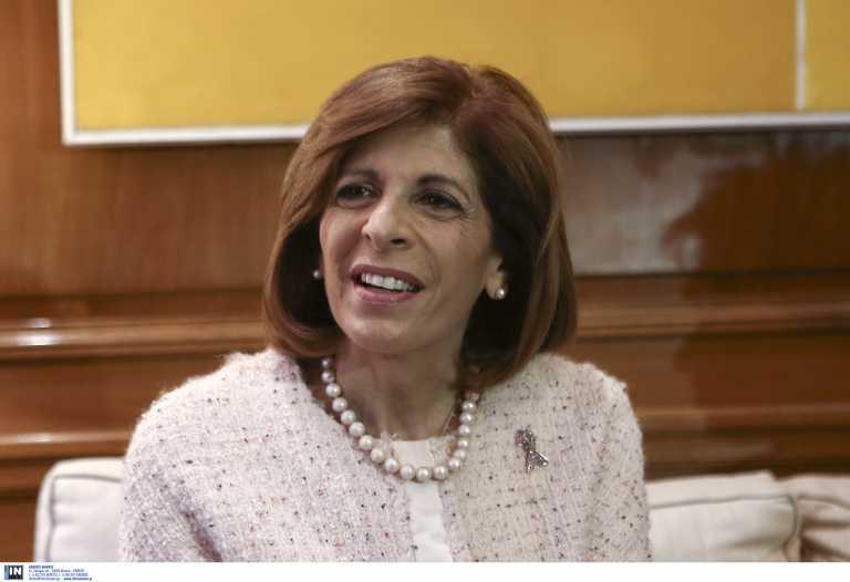 Στέλλα Κυριακίδου: Με το εμβόλιο γυρίζουμε σελίδα στην πανδημία
