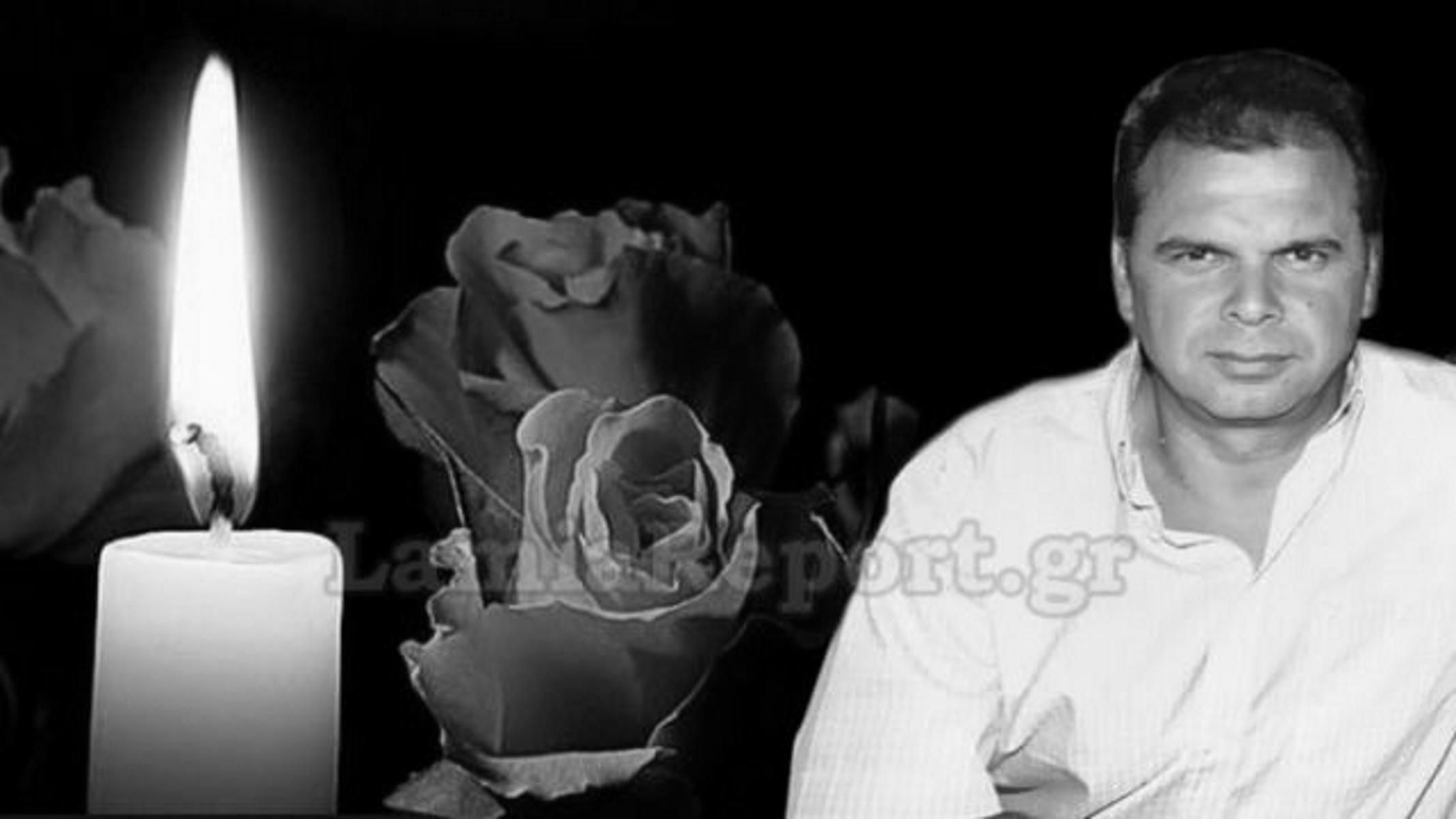 Θρήνος στο Γοργοπόταμο: «Έφυγε» στα 52 ο κοινοτάρχης Δημήτρης Ζαρίκας