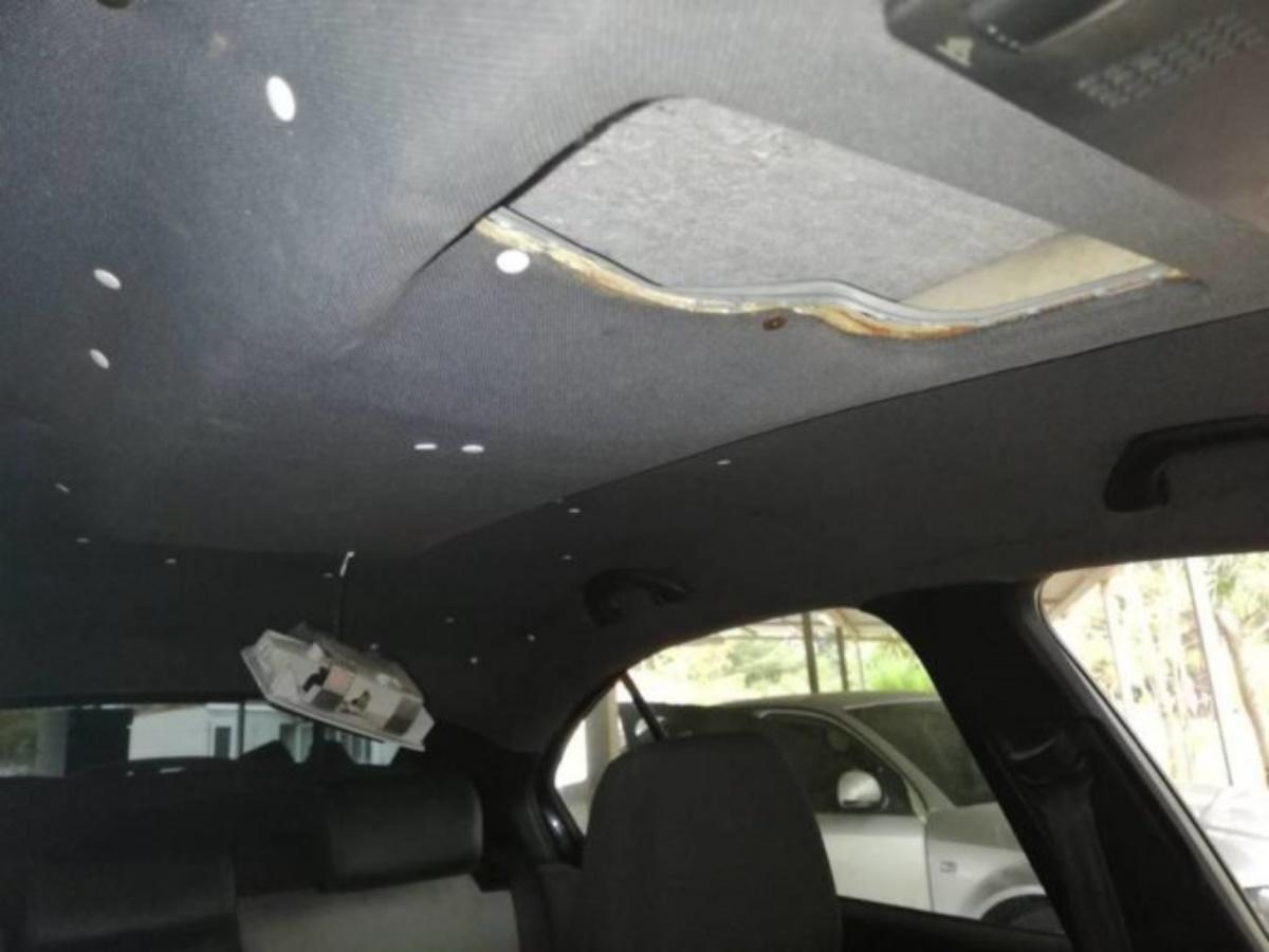 Κόρινθος: Έκρυψαν 5 κιλά ηρωίνη σε… οροφή αυτοκινήτου (pics)