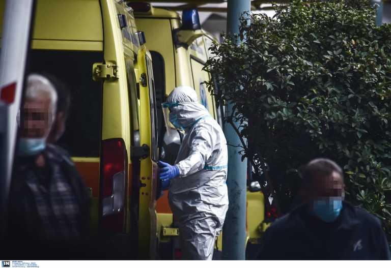 Κορονοϊός: 41 νεκροί και 1007 νέα κρούσματα σήμερα - Νέα μείωση διασωληνωμένων