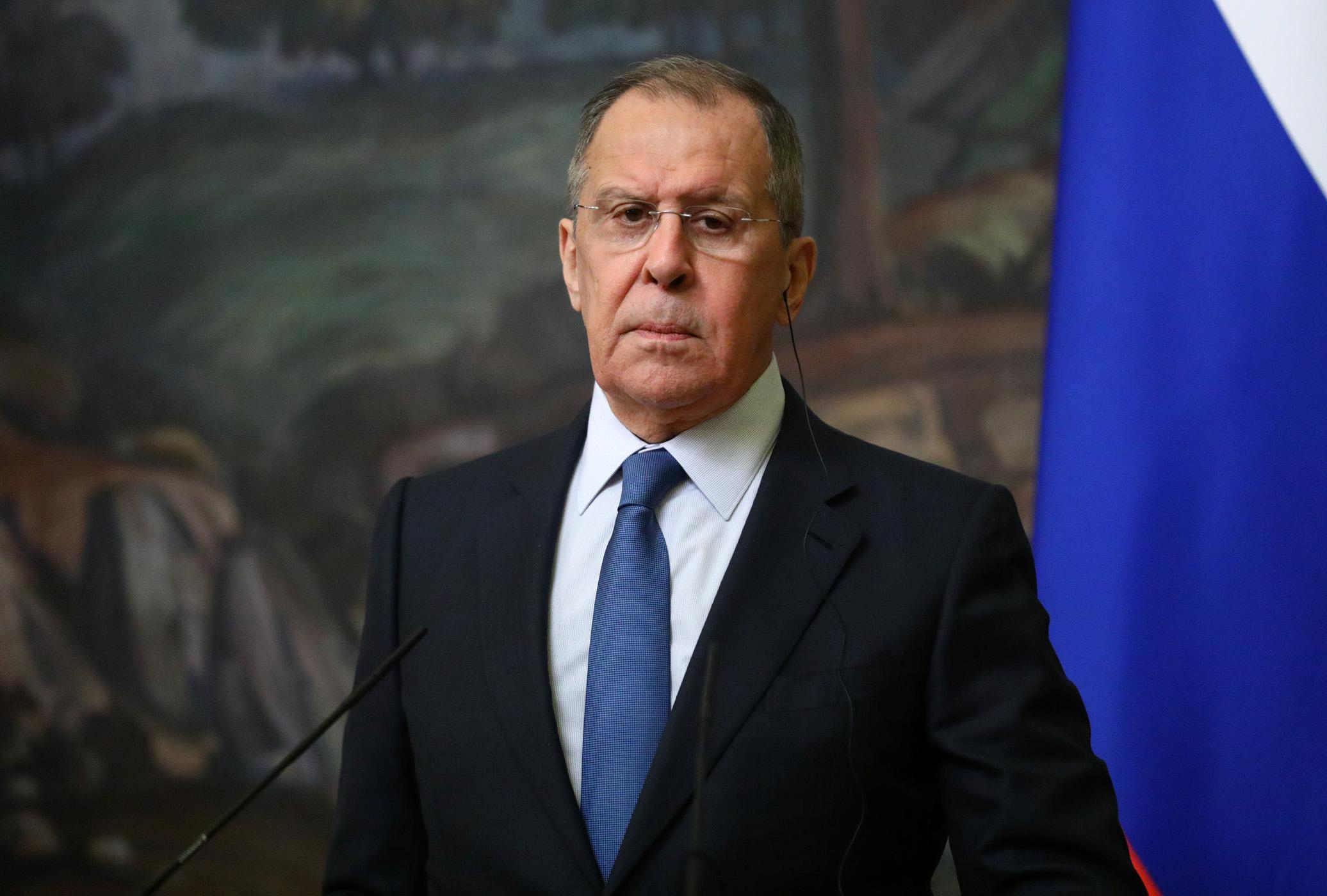 """Ρωσία, Τουρκία… συμμαχία – """"Έσταζε"""" μέλι ο Λαβρόφ"""