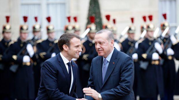 Ερντογάν εναντίον Μακρόν: Ιδεολογική σύγκρουση ή γεωπολιτικός ανταγωνισμός;