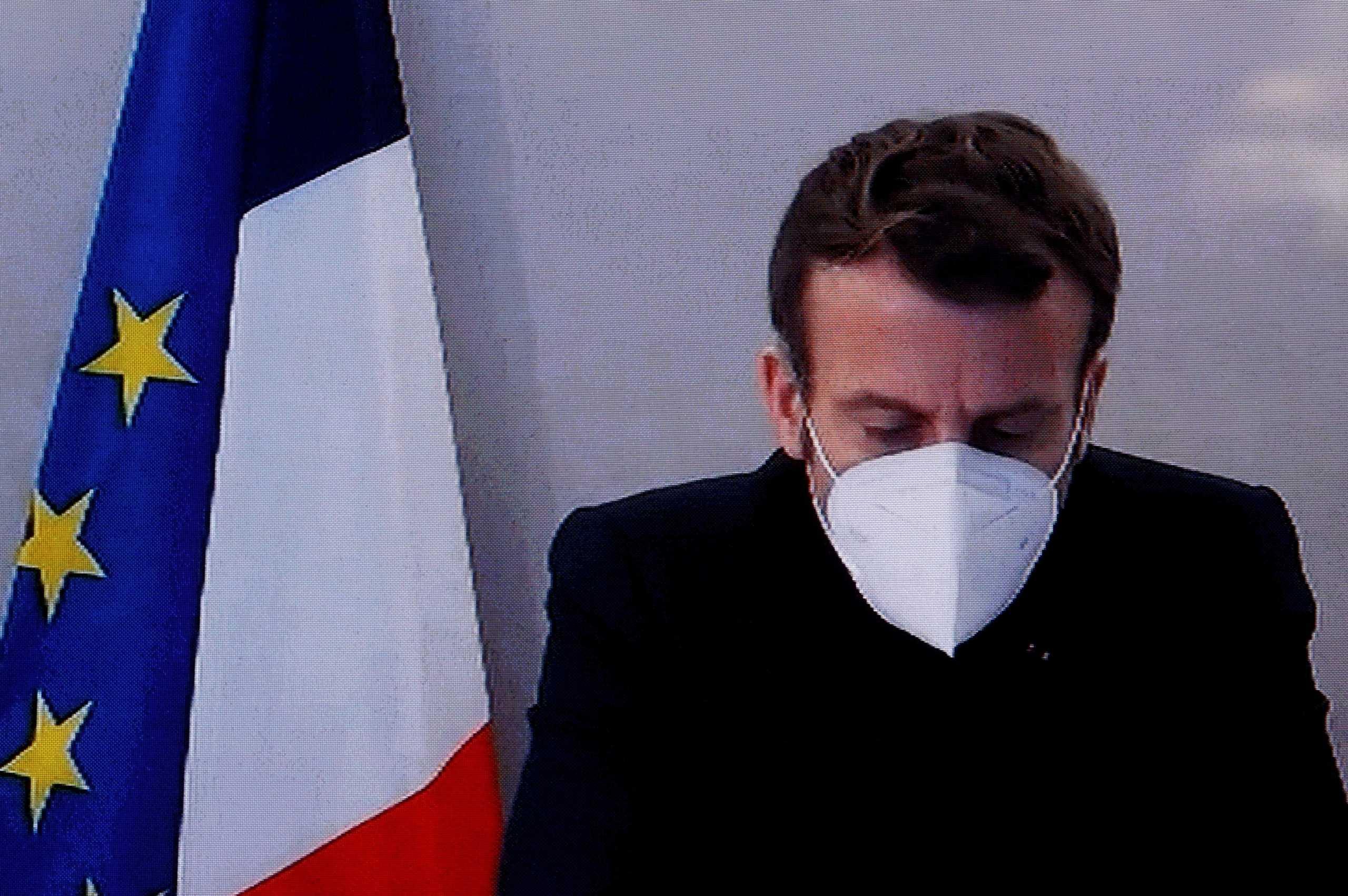Γαλλία Μακρόν