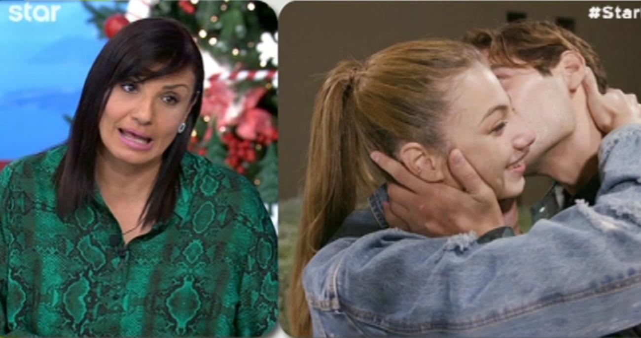 GNTM: Τι λέει η μητέρα της Μαριαγάπης για τη σχέση της κόρης της με τον Αιμιλιάνο;