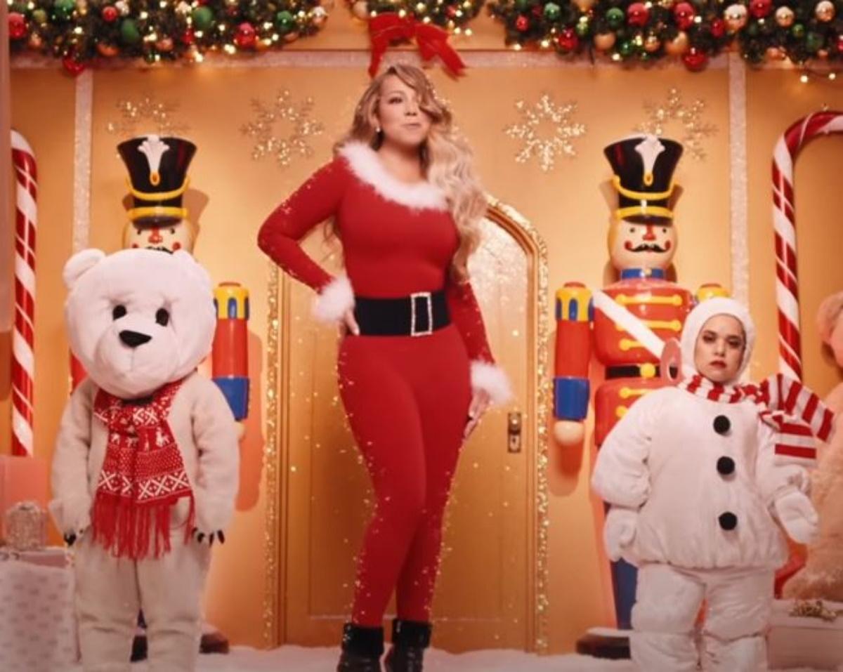 «All I Want for Christmas Is You»: Νο 1 στο Christmasy Rolling Stone για 4η εβδομάδα (vids)