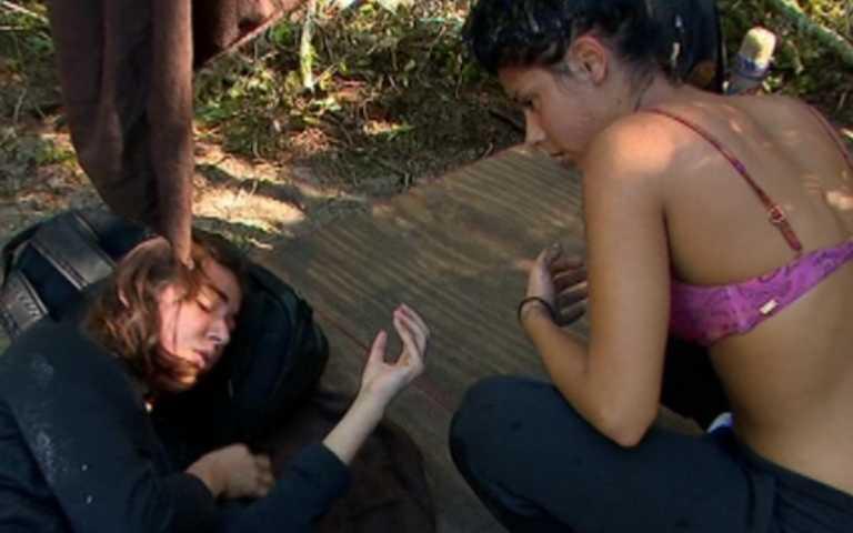 """Έξω φρενών με την Μαριπόζα στο Survivor – """"Δεν φτάνει που κοιμάται όλη μέρα, δίνει και διαταγές"""""""