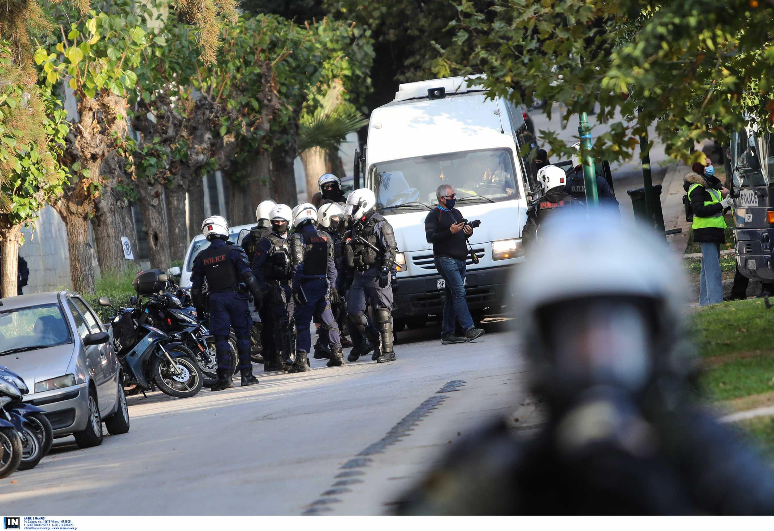 """Επέτειος Γρηγορόπουλου: """"Φρούριο"""" η Αθήνα – 4.000 αστυνομικοί στον δρόμο"""