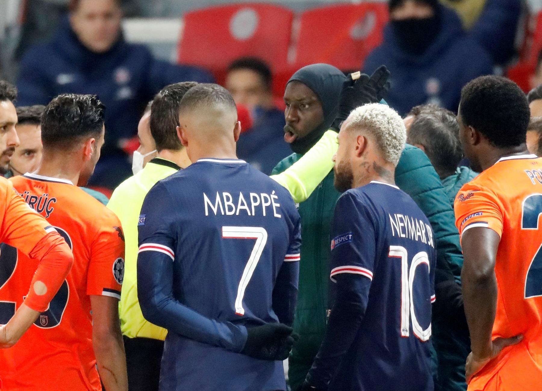"""Champions League: """"Κύριε Γουεμπό είμαστε μαζί σου"""" έγραψε ο Εμπαπέ – Σχόλιο κι από τον Τζιμπρίλ Σισέ (pics)"""
