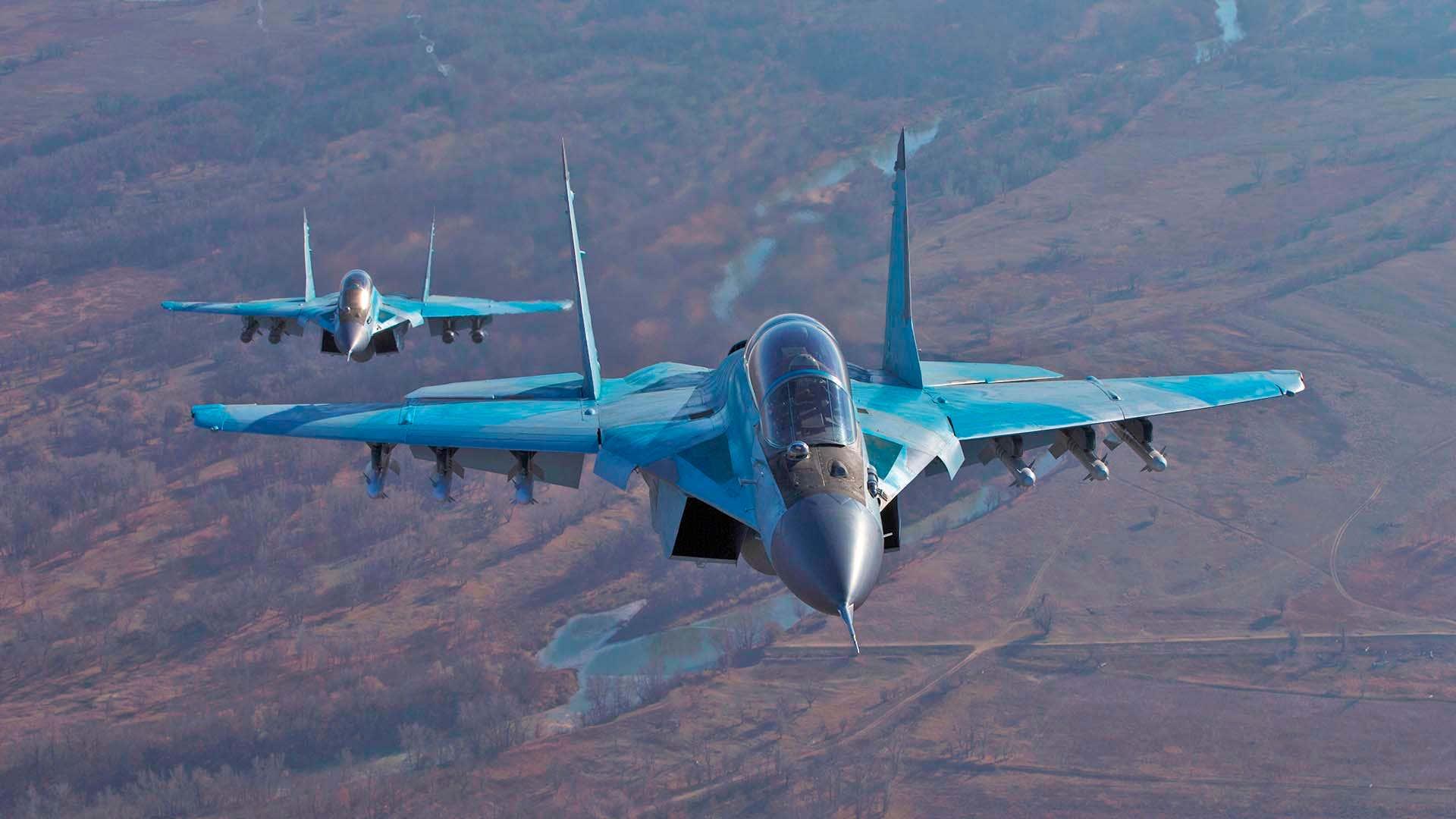 Η MiG και η Sukhoi μπαίνουν γερά να «παιχνίδι» της παγκόσμιας αγοράς μαχητικών αεροσκαφών!