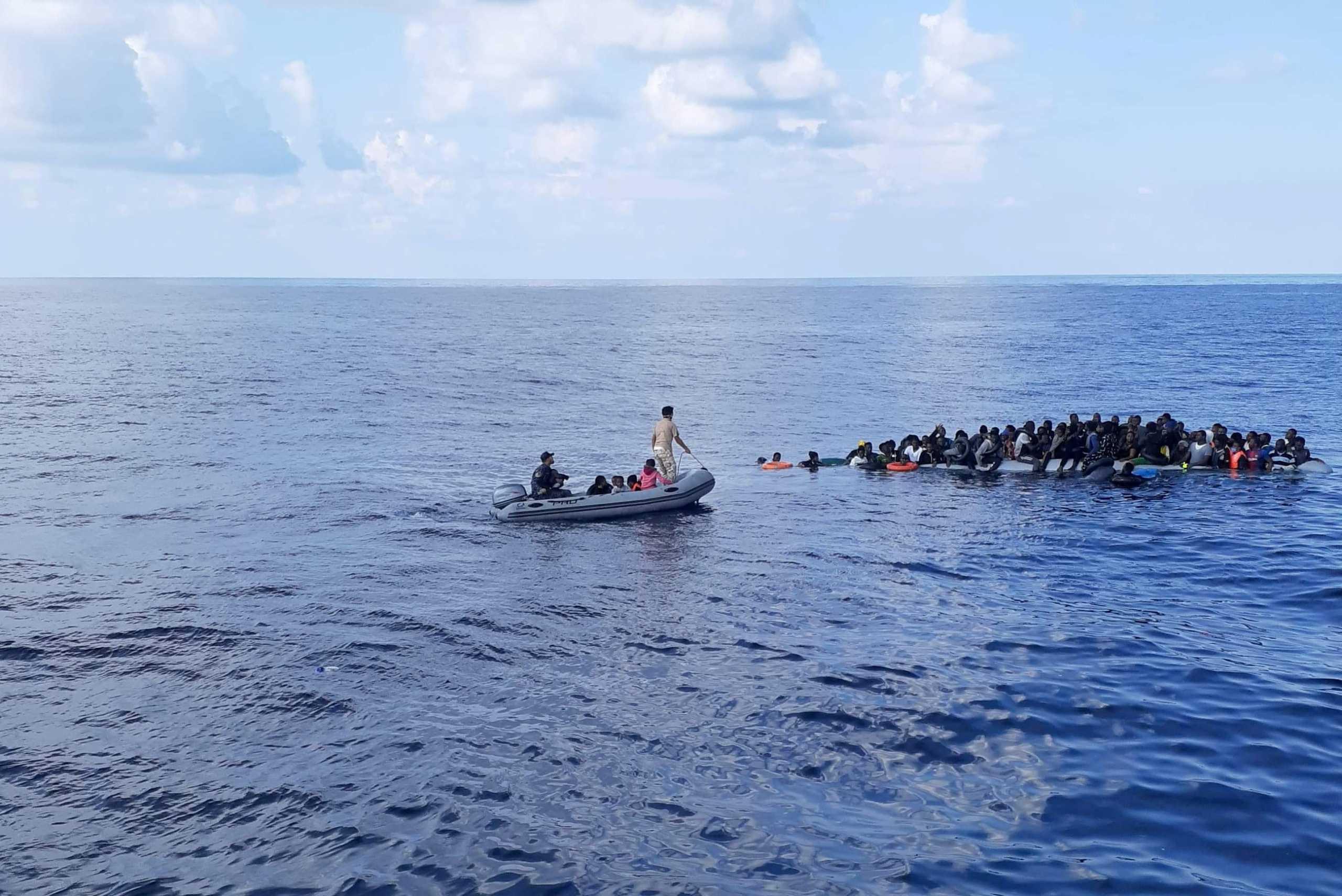Τραγωδία στη Λιβύη: Τέσσερα παιδιά νεκρά σε ναυάγιο