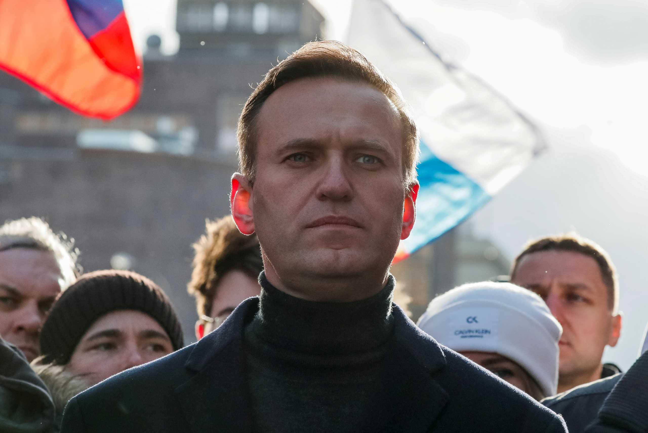 Ρωσία κατά Μπάιντεν για την υπόθεση Ναβάλνι