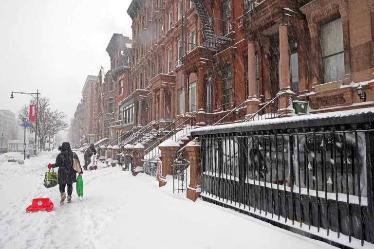 NY Forever: Εκστρατεία για την ανασυγκρότηση της Νέας Υόρκης με λάμψη από Χόλιγουντ