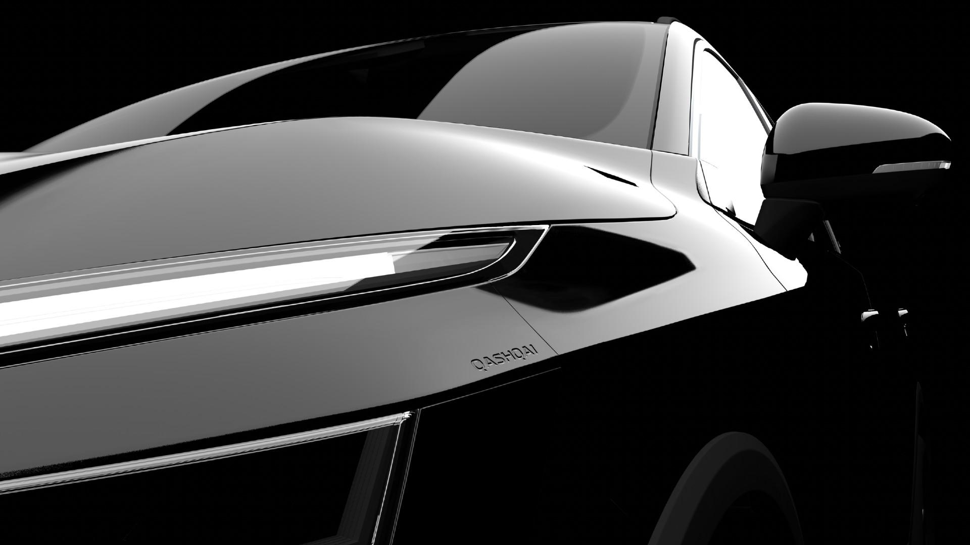 Νέο Nissan Qashqai: Αυτό είναι το εσωτερικό του! [pic]