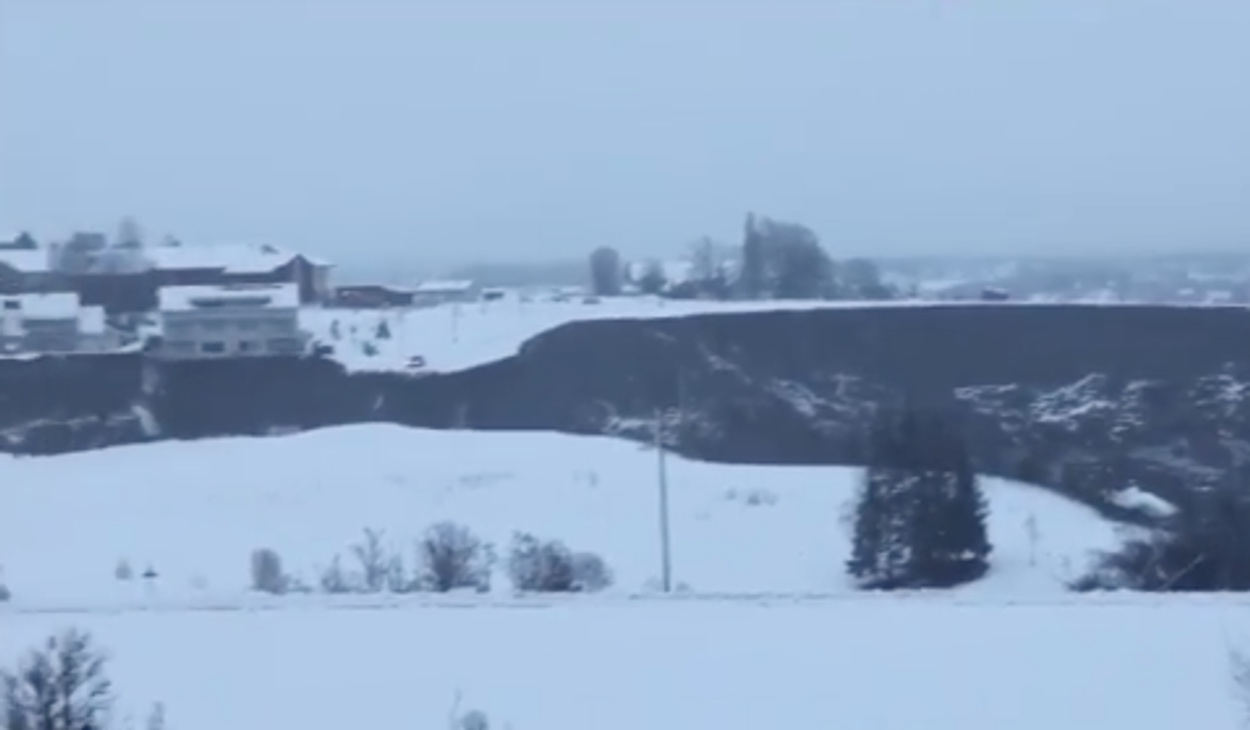 Νορβηγία: Η γη κατάπιε χωριό – 10 τραυματίες και 21 αγνοούμενοι