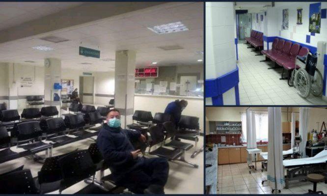 """Κορονοϊός: """"Άδειασαν τα νοσοκομεία μας από άλλα νοσήματα"""" – Ο φόβος για την μετά – Covid εποχή"""