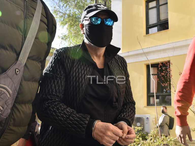 Νότης Σφακιανάκης: Το πρώτο σκληρό μήνυμα μετά τη σύλληψή του