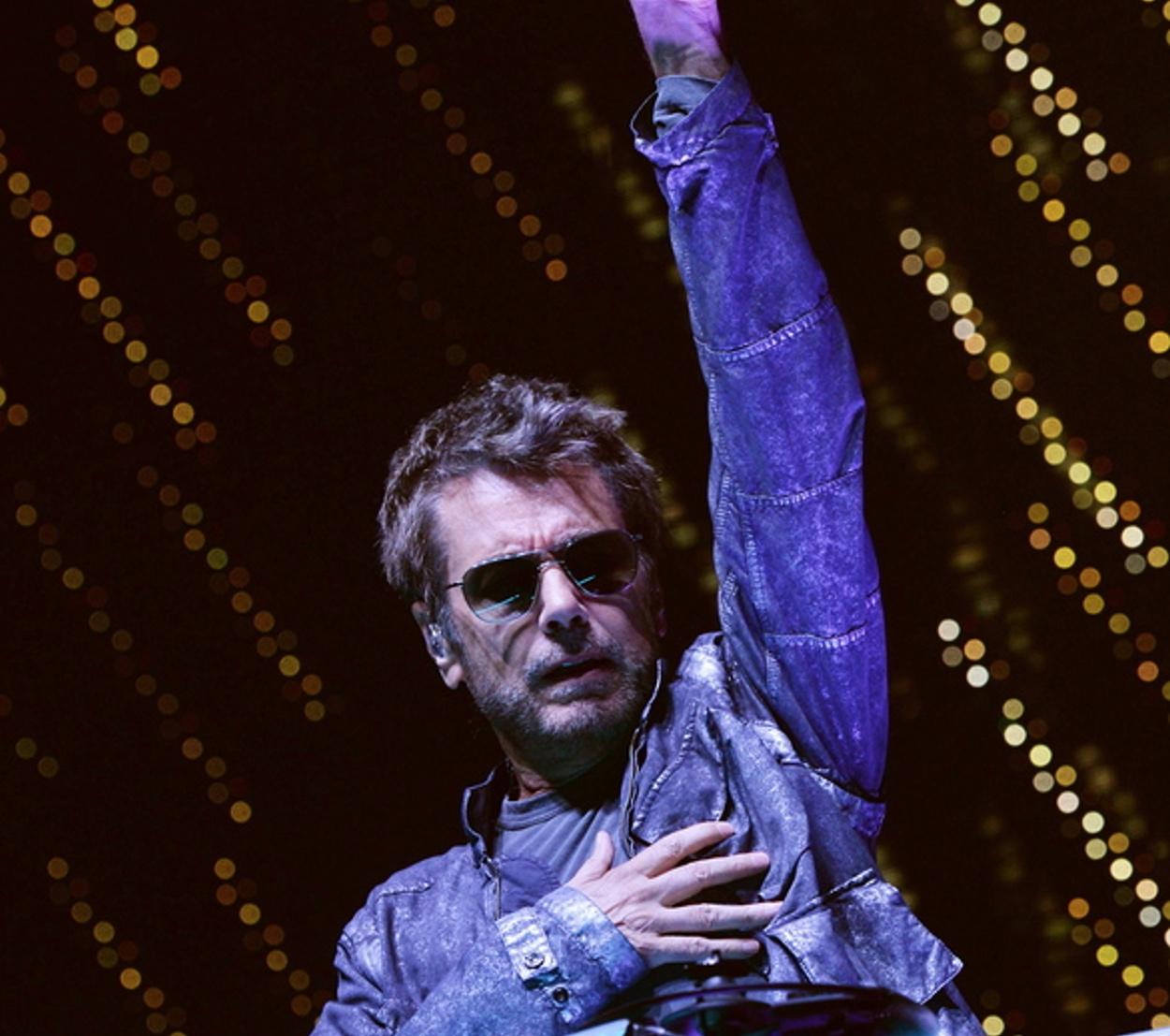 Πρωτοχρονιά με τον Ζαν Μισέλ Ζαρ στη Νοτρ Νταμ με μια φαντασμαγορική συναυλία