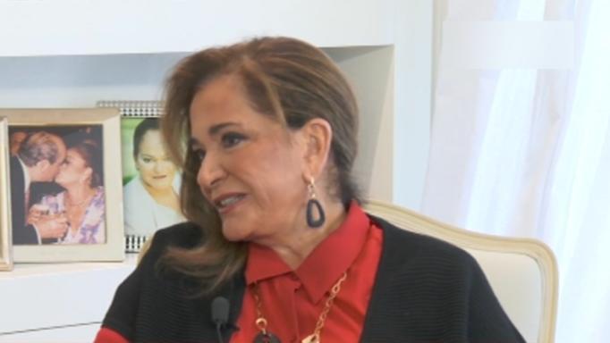 """Η Ντόρα Μπακογιάννη μιλάει για τη Σία Κοσιώνη και """"λιώνει"""": «Την καμαρώνω, είμαι πολύ τυχερή»"""